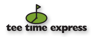 Tee Time Express Logo